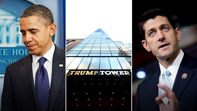Obama ordered $400M in ransom payments to Iran, Ryan under the gun, armed man busted at Trump tower
